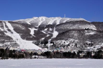 Mont-Tremblant  -  Hiver